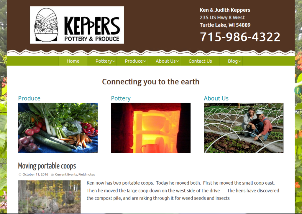 Keppers Pottery