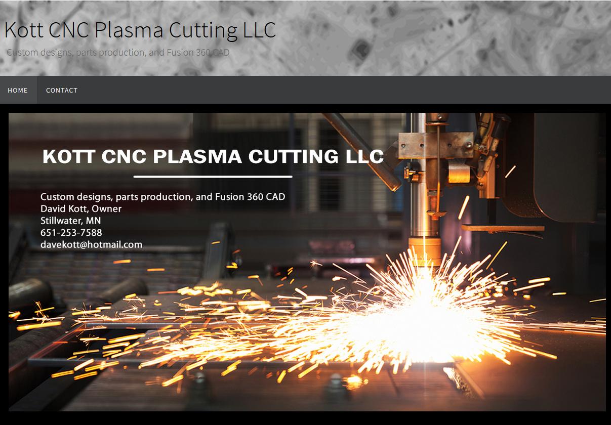 Kott CNC Plasma Cutting