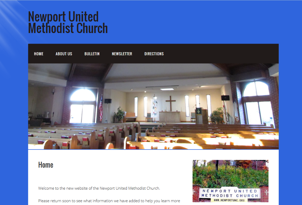 Newport United Methodist Church