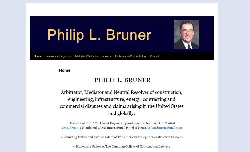 Philip L Bruner