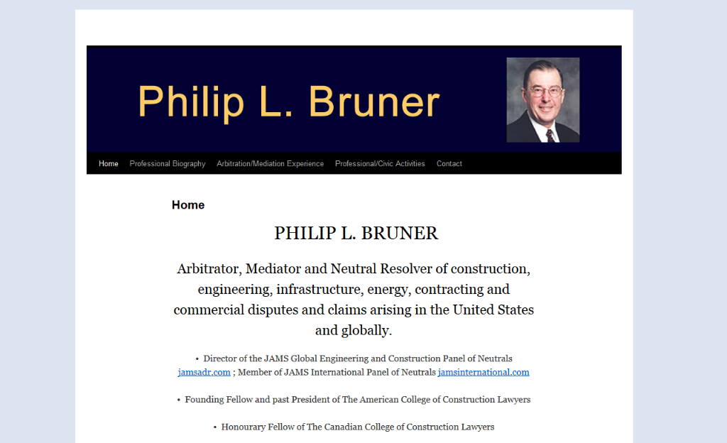 Philip L Bruner