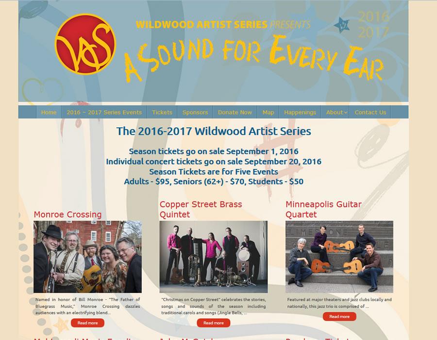 Wildwood Artist Series