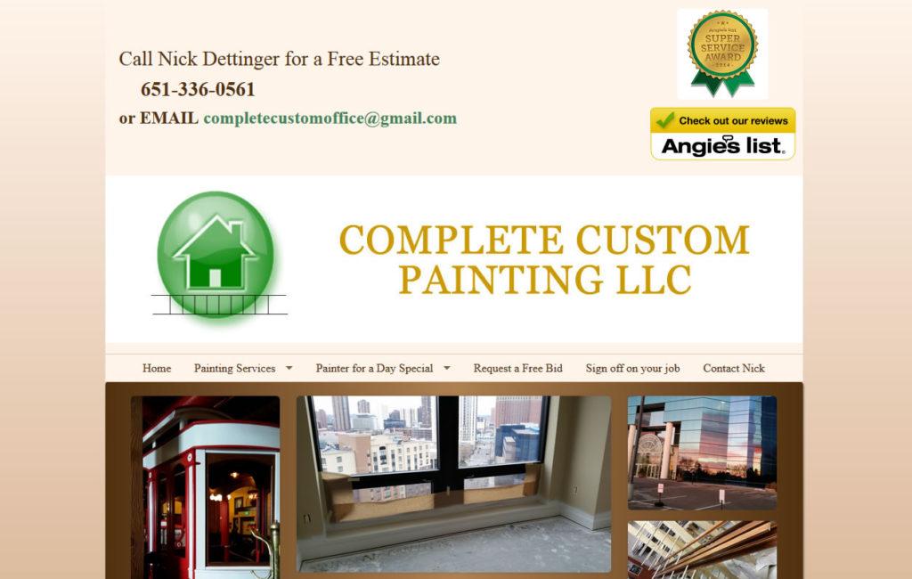 Complete Custom Painting LLC