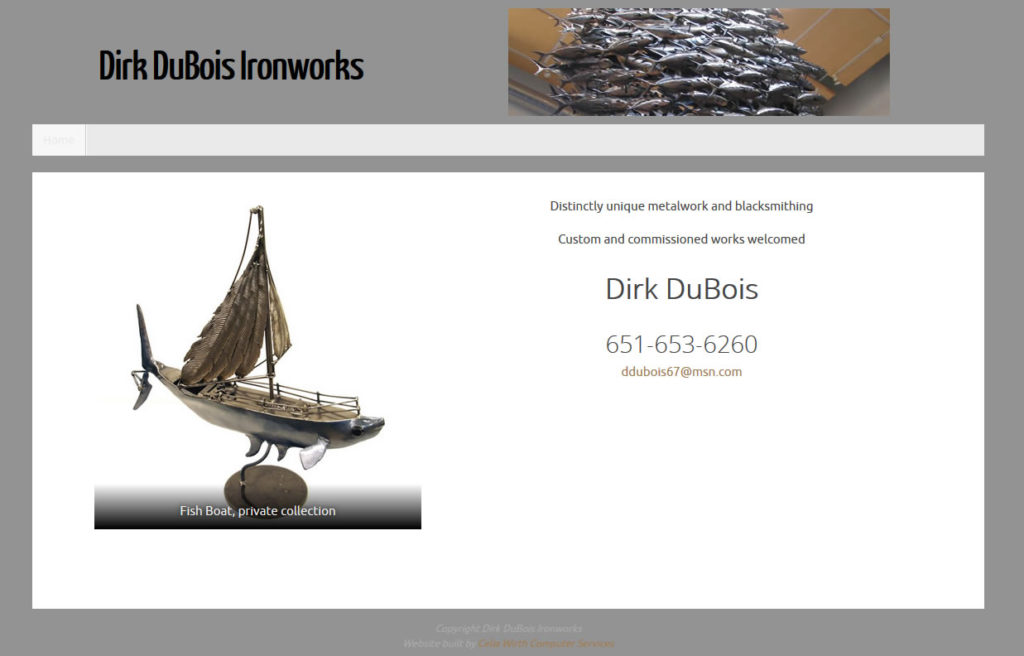 Dirk DuBois Ironworks