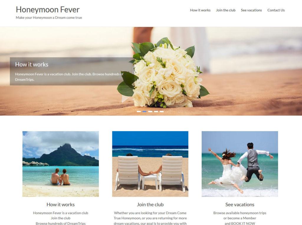 Honeymoon Fever